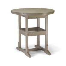 """36"""" Round Counter Table"""