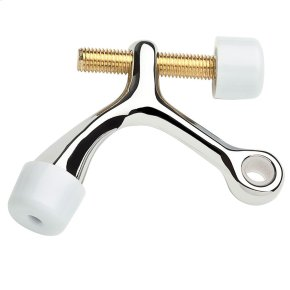 Polished Chrome BR7011 Hinge Pin Door Stop