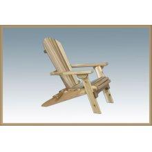 Montana Cedar Adirondack Chair