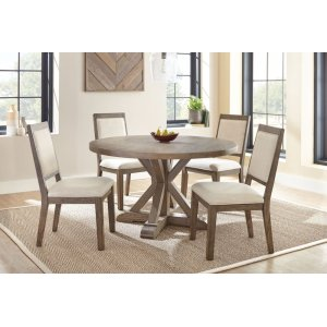 Molly Round Dining Table 54x54x30