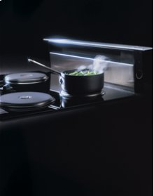 Optional Top Cover for Broan 27000/28000 Series Downdraft, in Black