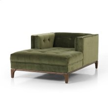 Sapphire Olive Cover Dylan Chaise