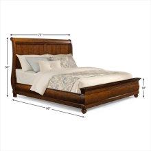 Queen Bed, Palais