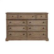 Wethersfield Estate Dresser - Brimfield Oak