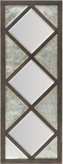 Melange Chateau Floor Mirror