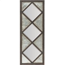 Melange Chateau Floor Mirror
