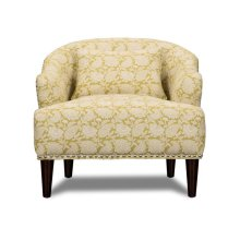 Accent Chair - (Cappadocia Chartreuse)
