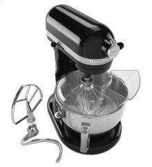 KitchenAid Professional 600 Series 6 Quart Bowl-Lift Stand Mixer - Onyx Black