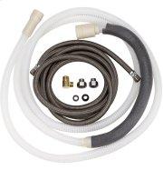 Large-Port 10' Drain Hose Kit (Tall Tub) Product Image