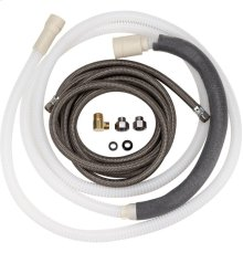 Large-Port 10' Drain Hose Kit (Tall Tub)