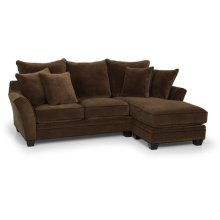 Sofa Only (Sofa Chaise Shown Also Available to Order)