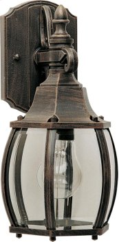 Crown Hill 1-Light Outdoor Wall Lantern