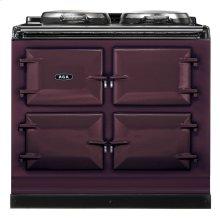 Aubergine AGA Dual Control 3-Oven Natural Gas