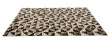 Modrest Palo by Linie Design Modern Cowhide Small Area Rug