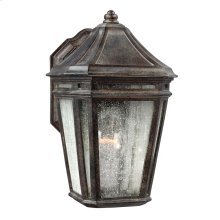 1 - Light Outdoor Sconce