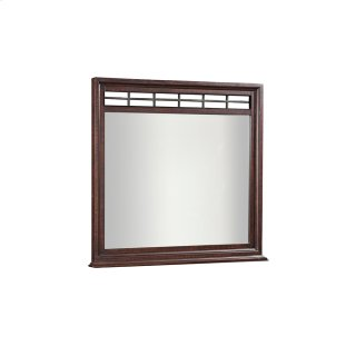 Bedroom - Hayden Landscape Mirror
