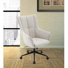 DC#206-OPA Fabric Desk Chair