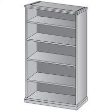 "Mendocino 5-shelf Bookcase 36""x16""x79"""