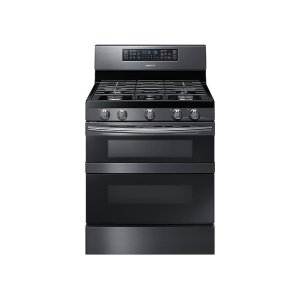Samsung Appliances5.8 cu. ft. Freestanding Gas Range with 16K and 15K BTU Power Burners