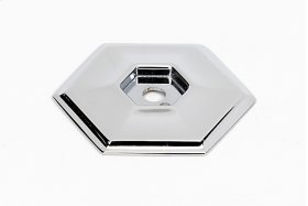 Nicole Backplate A425 - Polished Chrome