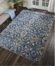 Cordoba Crd05 Denim Rectangle Rug 7'10'' X 10'6''