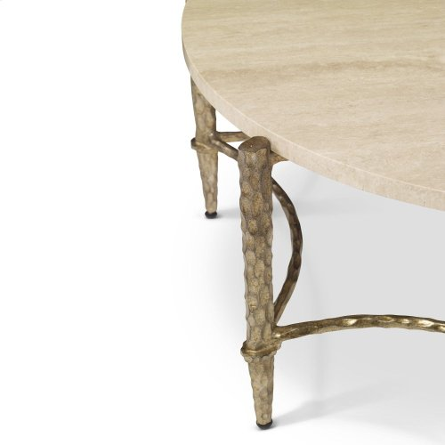 Chiseled Cocktail Table