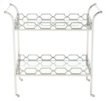 Criteria Metal Bar Cart