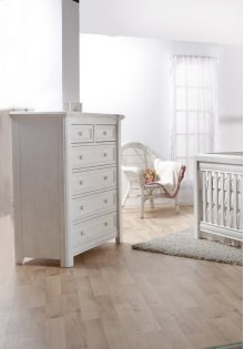 Cristallo 5-Drawer Dresser