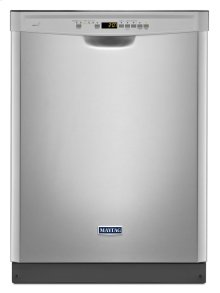 Stainless Steel Tub Dishwasher with Large Capacity