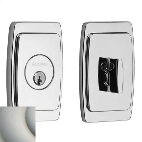 Satin Nickel with Lifetime Finish Palm Springs Deadbolt