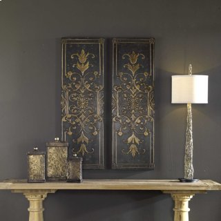 Melani Wall Panels, S/2