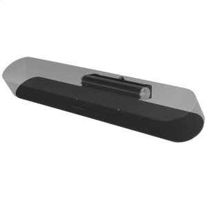 SonosBlack- Secure and adjustable wall mount.