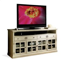 Sullivan 68-Inch TV Console Country White finish