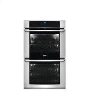 GREAT DEAL! - SAVE BIG! - 30'' Electric Double Wall Oven with Wave-Touch® Controls FLOOR MODEL / 6 MONTH WARRANTY
