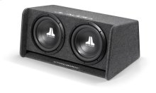 Dual 12W0v3 BassWedge, Ported, 2