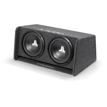 Dual 12W0v3 BassWedge, Ported, 2