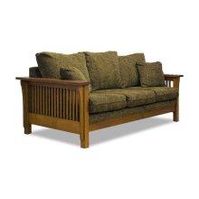 Bungalow Sofa - GENESIS Leather