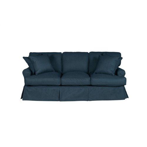 Sunset Trading Horizon Slipcovered Sofa - Color: 391049