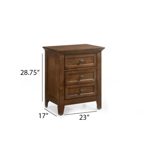 Bedroom - San Mateo Nightstand