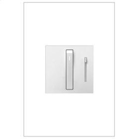 Whisper Dimmer Switch, 1100W Incandescent/Halogen, White