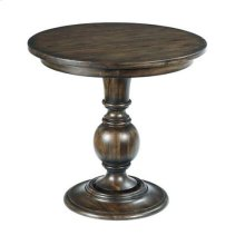 Wildfire Round Lamp Table