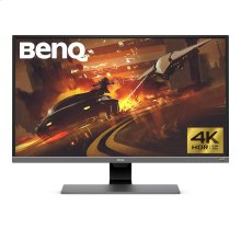 32 inch 3840x2160 4K HDR Monitor with USB-C, Eye-care Technology, and FreeSync  EW3270U