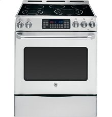 "30"" Slide-in Electric Range - True European Convection with Precise Air™"