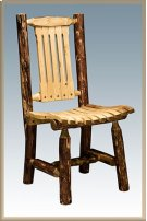 Glacier Exterior Patio Chair Product Image