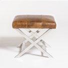 Hudson Cross Ottoman Product Image
