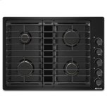 "JENN-AIRBlack 30"" JX3 Gas Downdraft Cooktop"