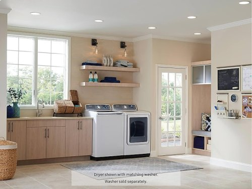 DV7750 7.4 cu. ft. Electric Dryer
