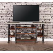 "Steampunk 65"" TV Console"