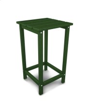 """Green 26"""" Counter Side Table Product Image"""