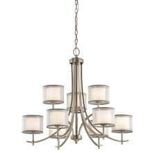 Tallie Collection Tallie Chandelier 9 Light AP